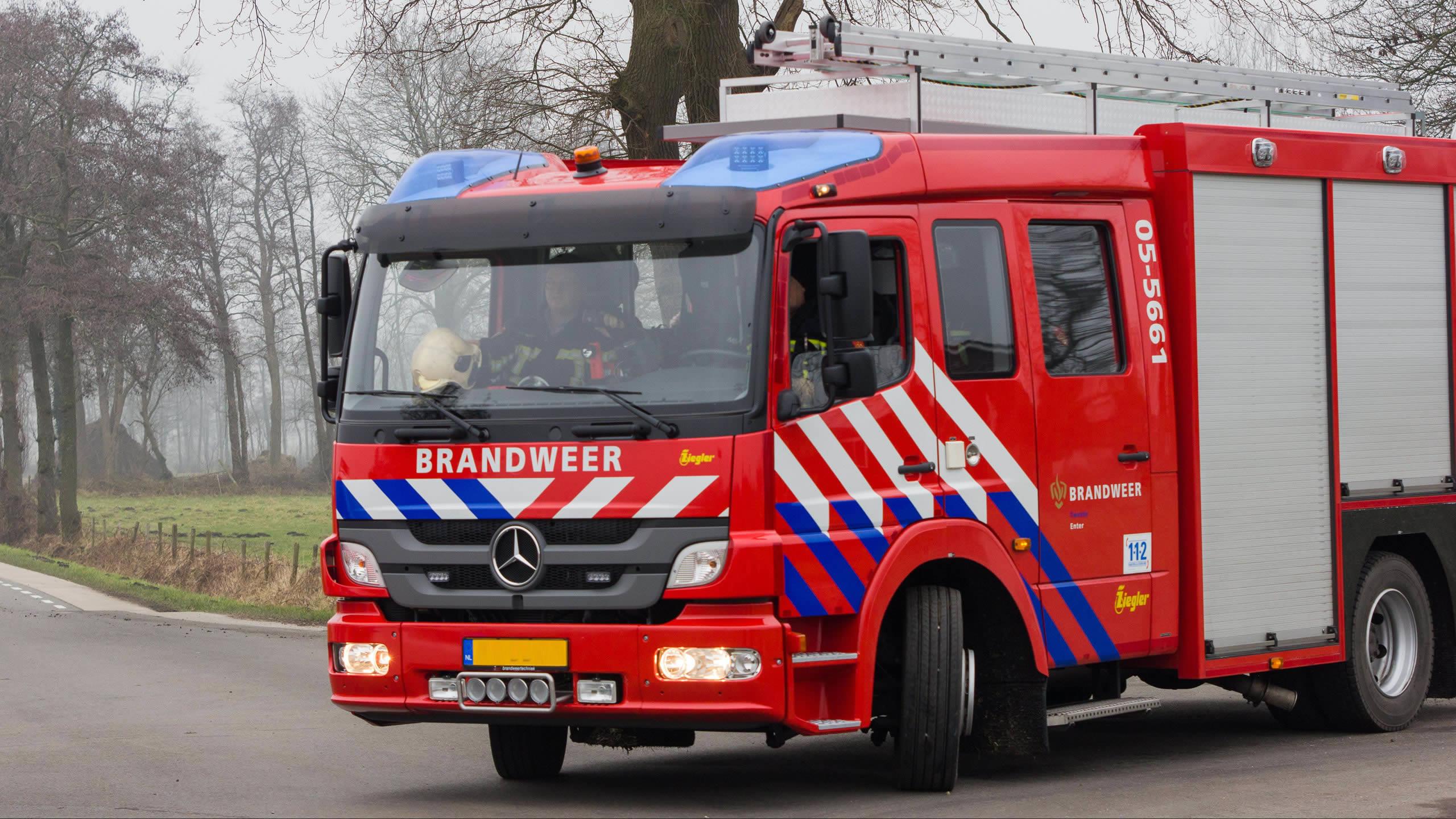 Livam B.V. Brandweerkeuring